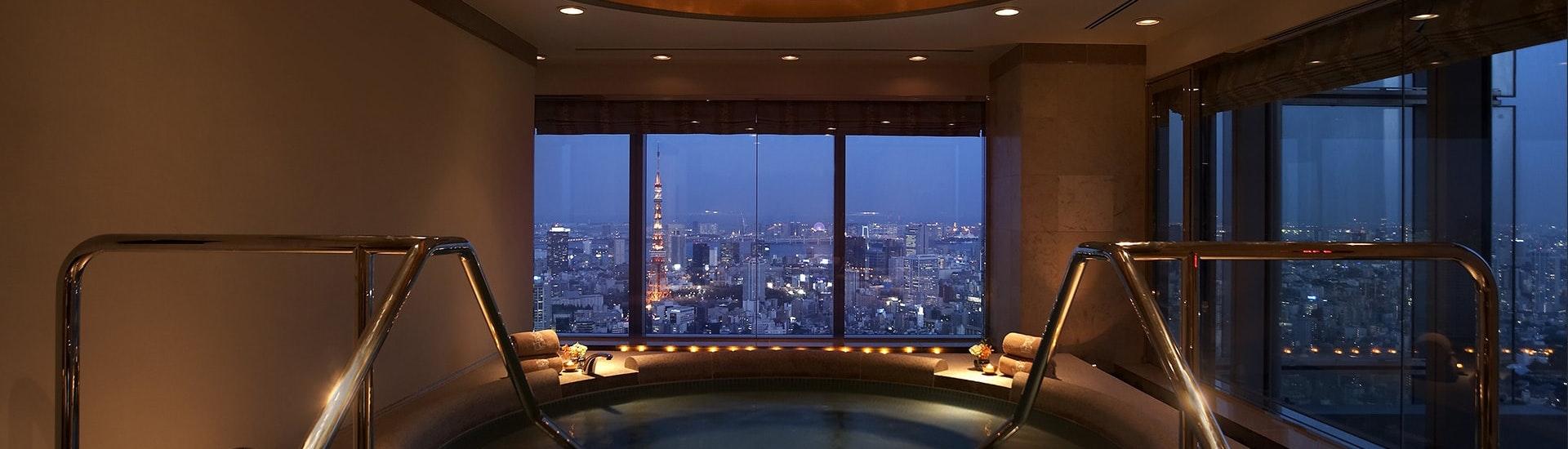 ザ・リッツ・カールトン・スパ 東京