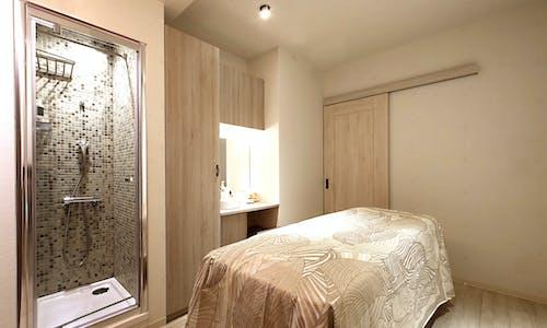 シャワー付 シングルルーム